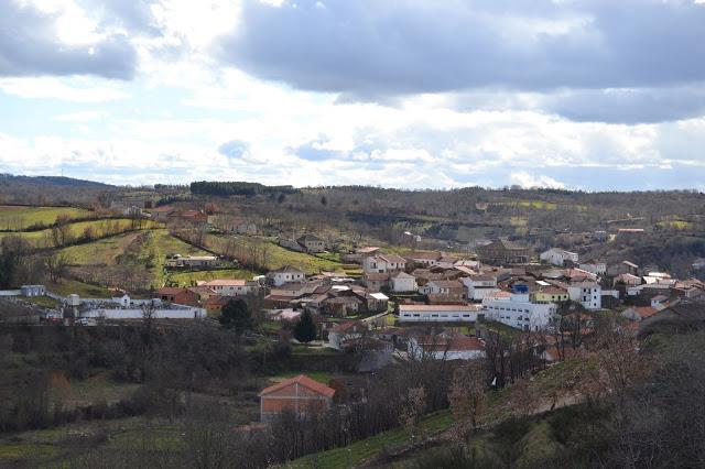 São Martinho de Angueira y su paisaje