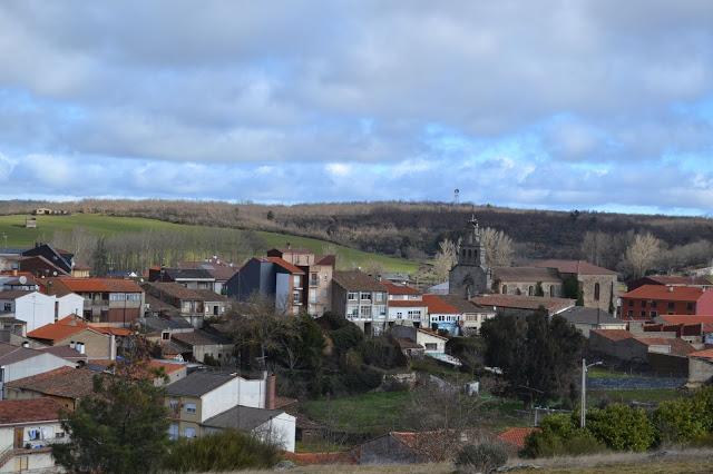 La Villa de Alcañices, capital de Aliste y en donde se firmó el tratado de Alcañices en 1297 entre la Corona de España y Portugal