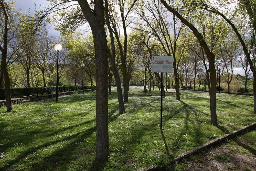 Parque de Olivares