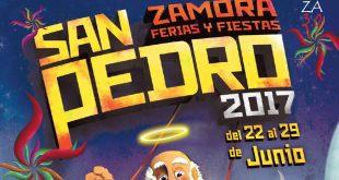 Programa de las Ferias y Fiestas de San Pedro 2017 Zamora