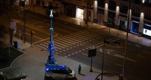 De nuevo calles vacías en Zamora, comienza el Toque de Queda.